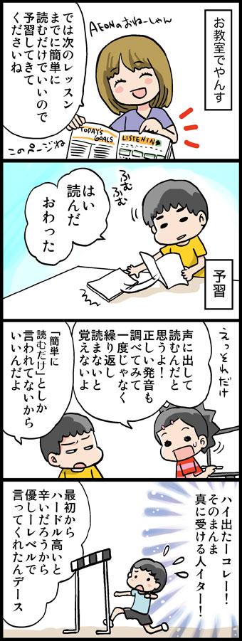 英会話予習