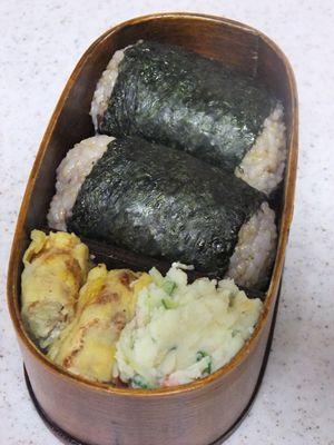 4/16のお弁当
