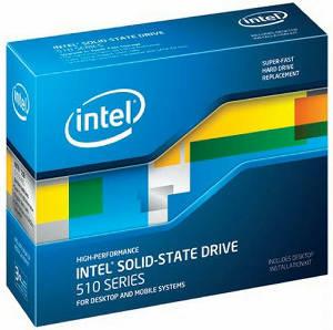 Intel SSD 510 SERIES SSDSC2MH120A2K5