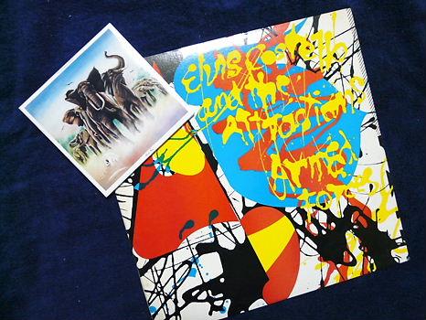 Armed Forces LP+CD