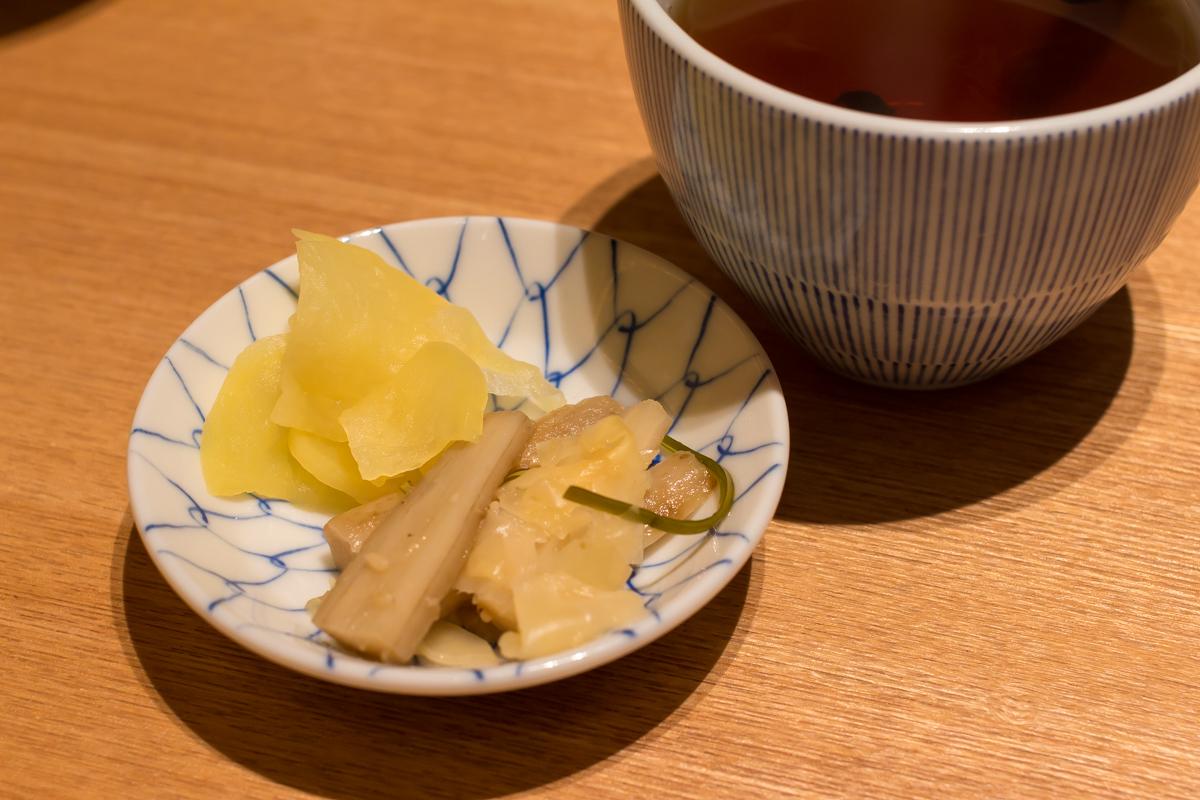 金子屋赤坂店の天丼(6)