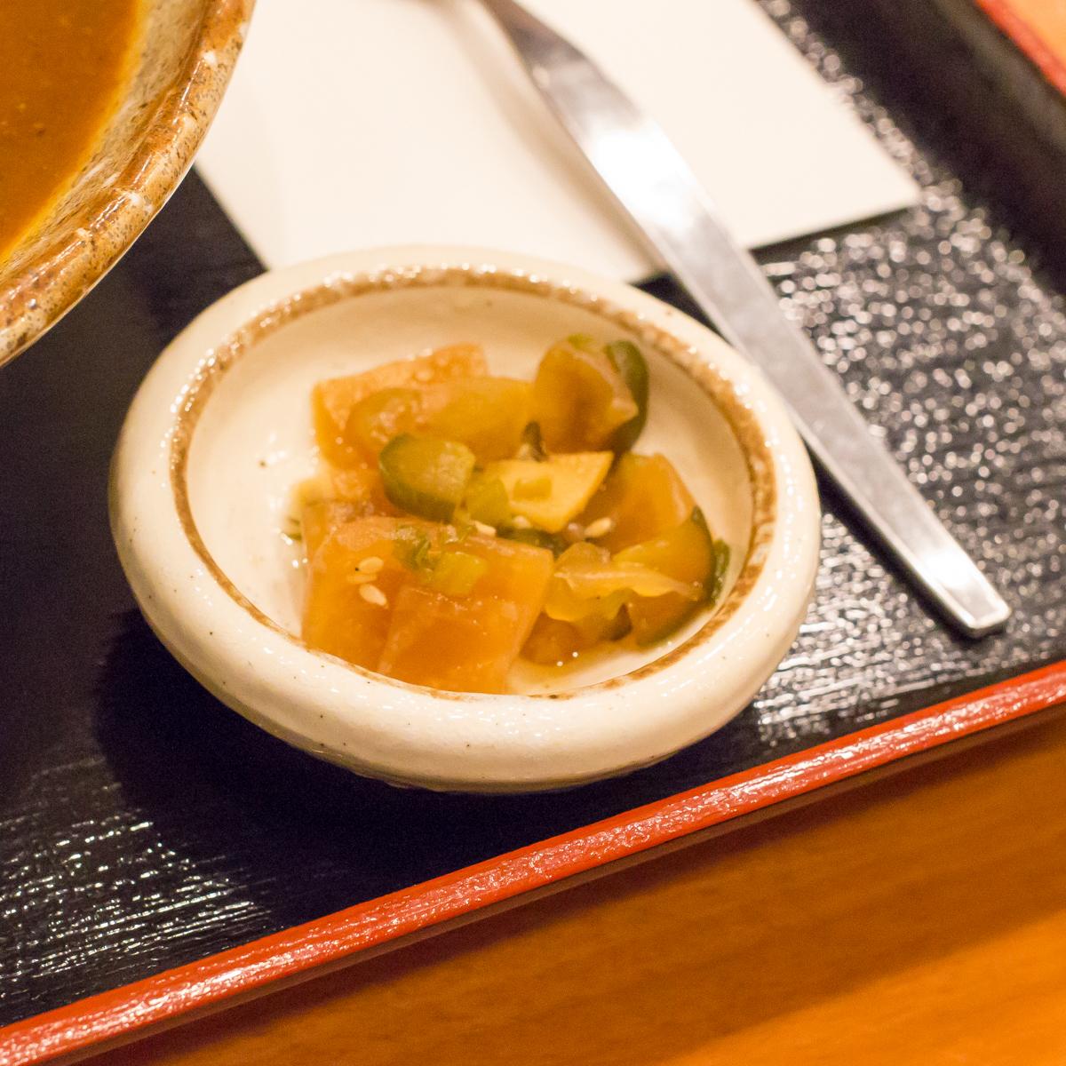 まさむねチーズ入りメンチカツカレー(3)