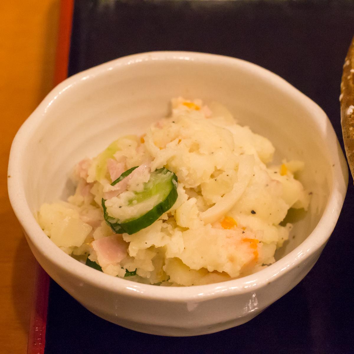 まさむねチーズ入りメンチカツカレー(4)