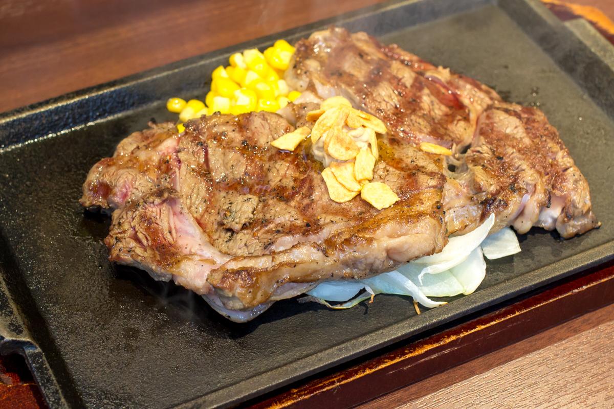 いきなりステーキ(4)