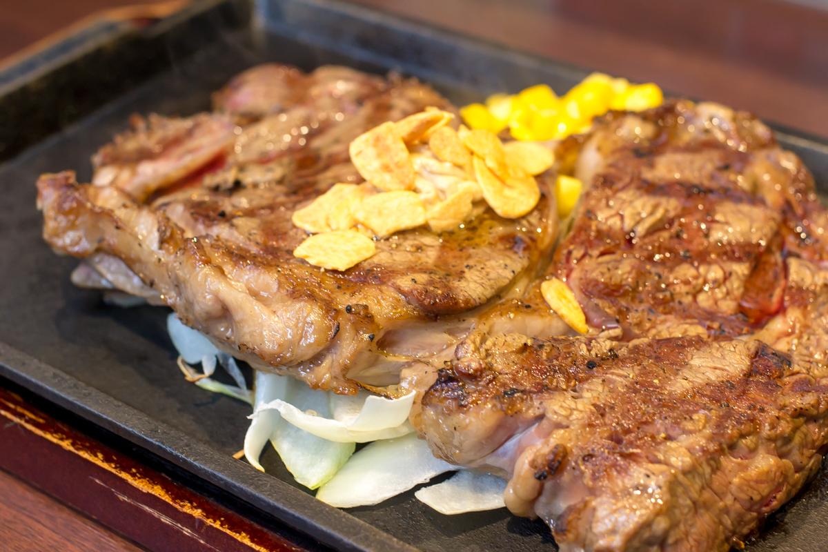 いきなりステーキ(5)