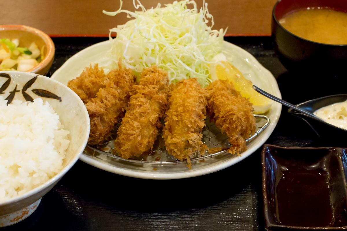 赤坂カキフライ冬の陣(8)