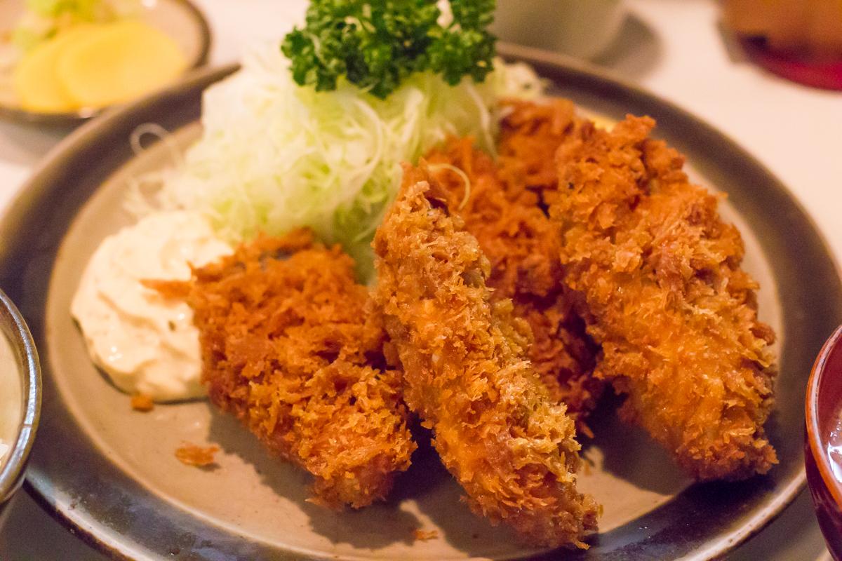赤坂カキフライ冬の陣(4)