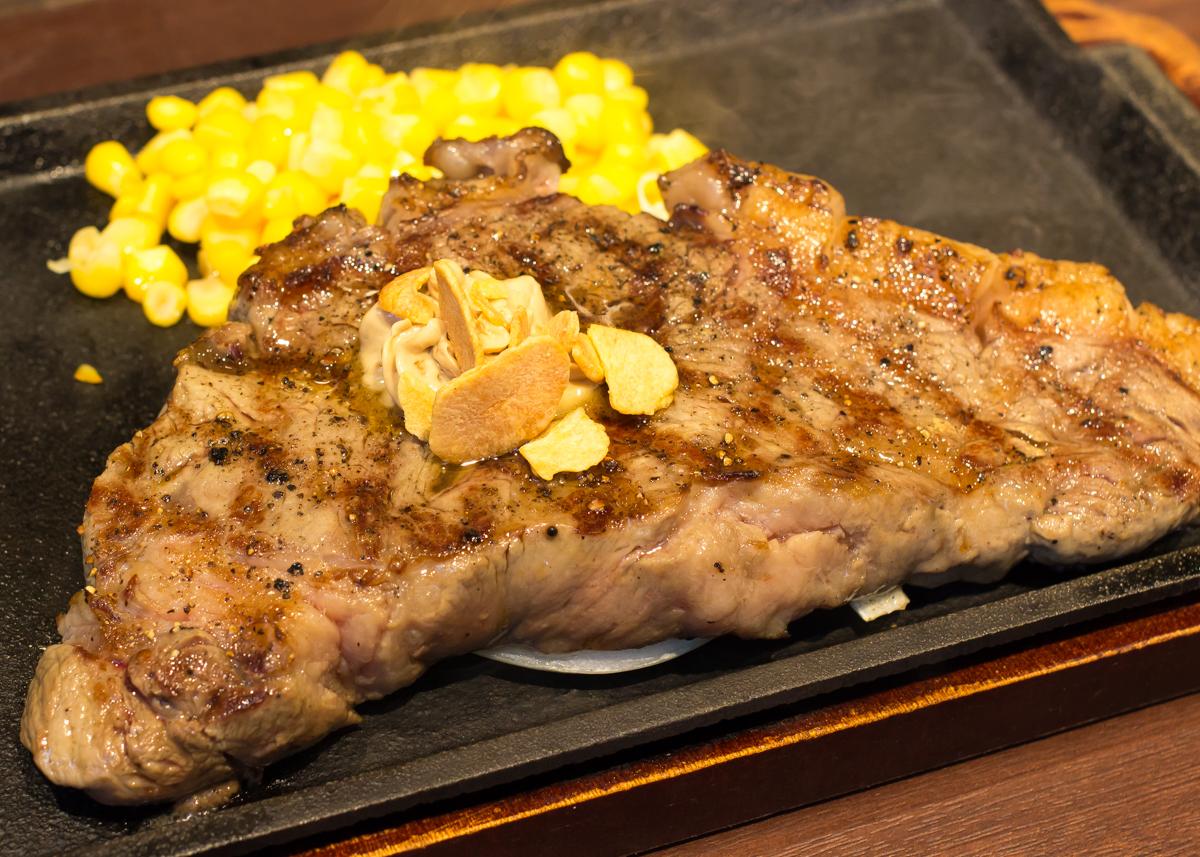 いきなりステーキ(メインイメージ)
