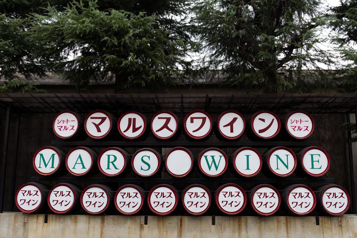 山梨ワイナリーツアー4(6)