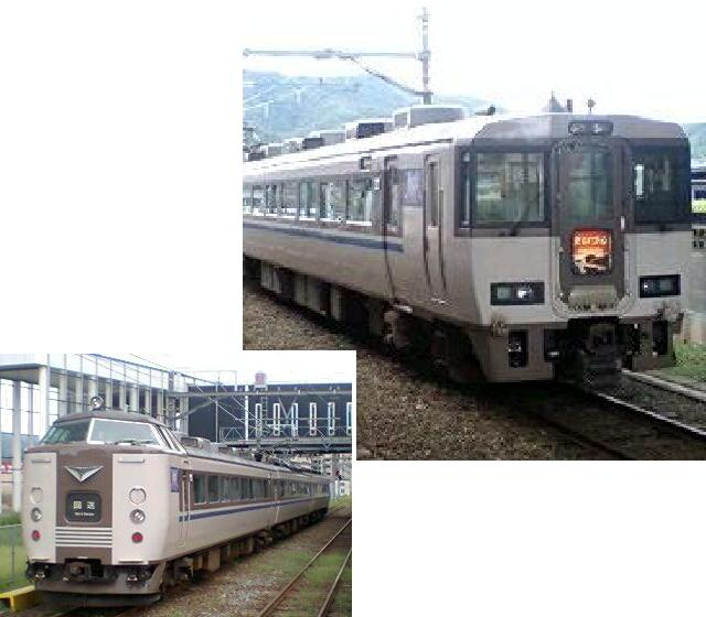 08 183系電車 まいづる 西舞鶴 C