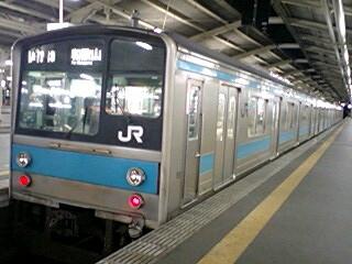 阪和 205系1000番台 天王寺