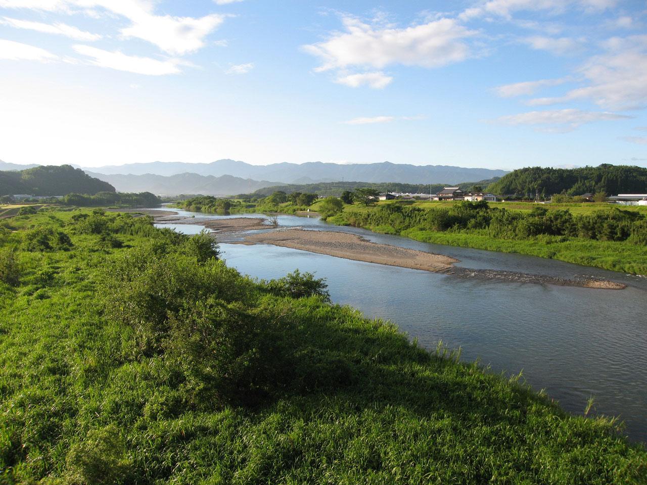 緑川(上流)2
