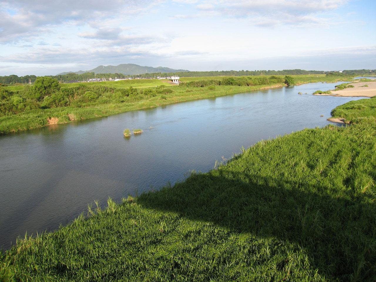緑川(下流)2