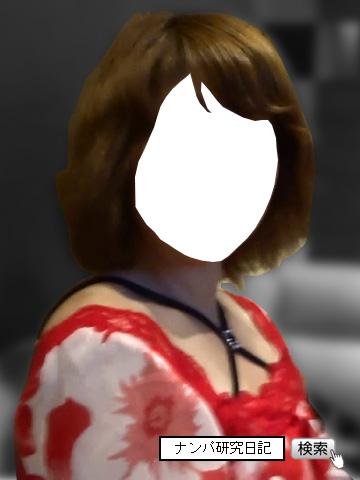 (ナンパ画像) カラオケに連れ出したおばさん