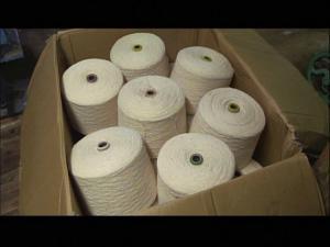 120917ガラ紡糸