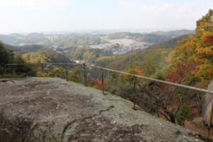 121202物見岩景色