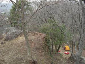 130321岩登り