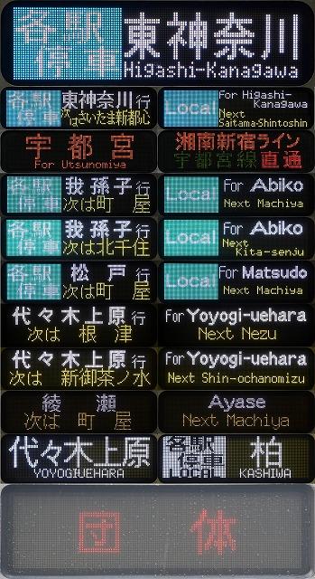 11月29日関東まとめ