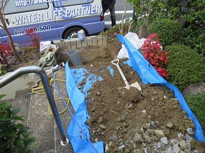 排水管工事 (21)