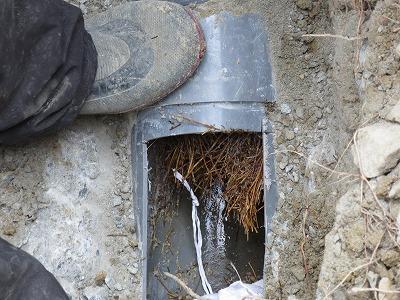 排水管工事 (15)