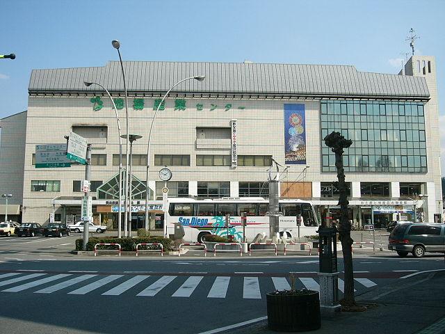 秩父駅の駅舎