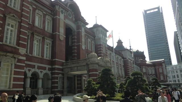 東京駅の駅舎_その2