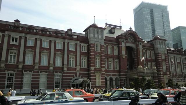 東京駅の駅舎_その3
