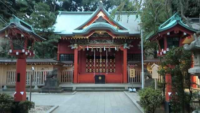 江ノ島神社 中津宮