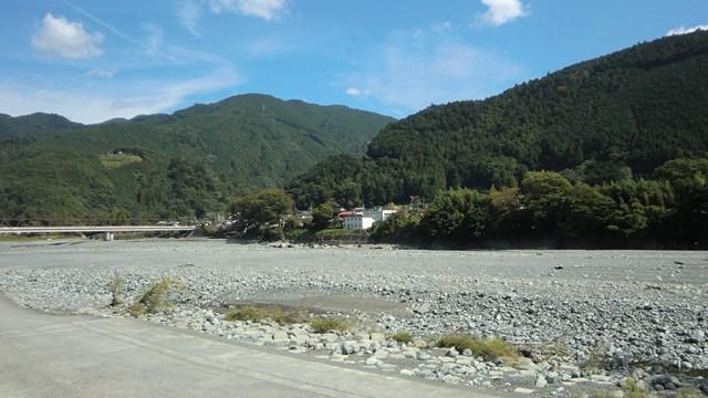 大井川の光景5