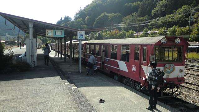 井川線の車両