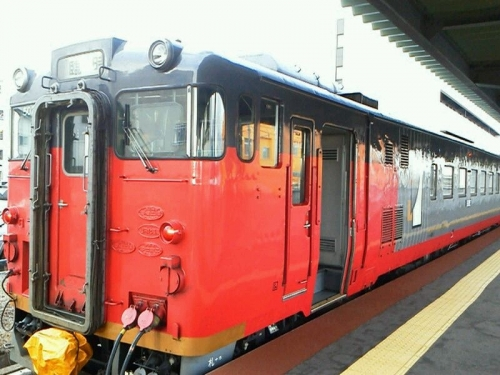 お座敷列車