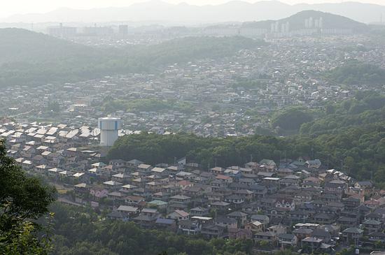 定光寺俯瞰-2