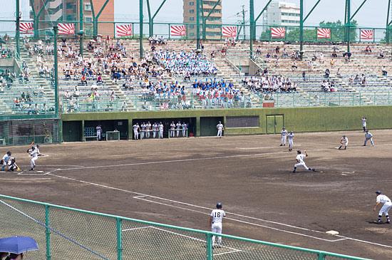 高校野球-4