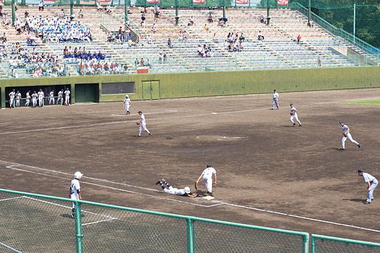 高校野球-7