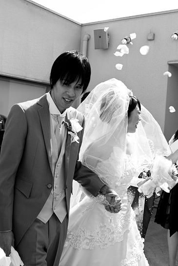 結婚式1-6