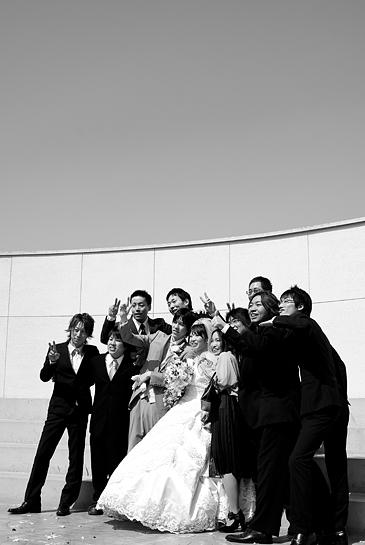 結婚式1-7