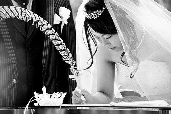 結婚式2-4