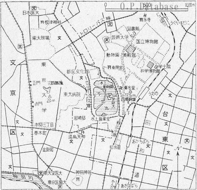 東京上野航空写真2