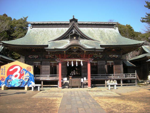 大洗神社1