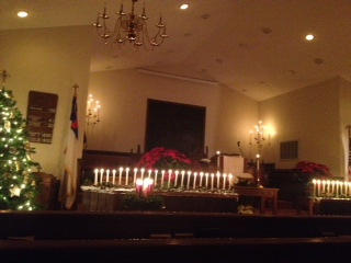 Candle Service