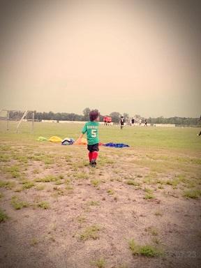 サッカー2012夏