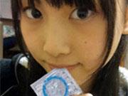 『コラ~!SKE松井玲奈がコンドーム持ってるwww』