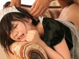 女の子の表情がかなり気持ちよさそうなハメ画像