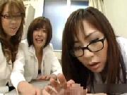 【無修正】男子生徒の若いチンコに発情しちゃった美熟女教師3匹♪ 松本亜璃沙・風間ゆみ・南原香織