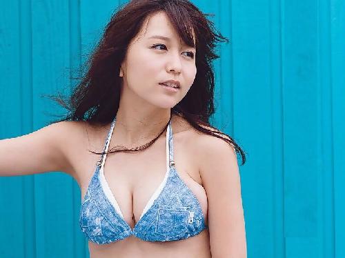 AKB随一の巨乳と言われる大場美奈(21)の胸が相変わらず凄い。画像×31