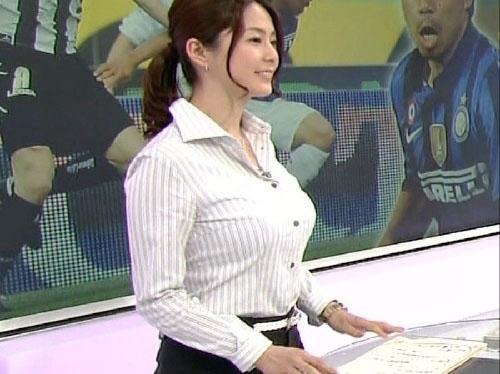 世界よ、これが日本の巨乳だ。最胸女子アナ杉浦友紀が世界進出