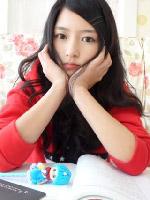 黒髪ロングの純粋そうな可愛い美少女エロ画像