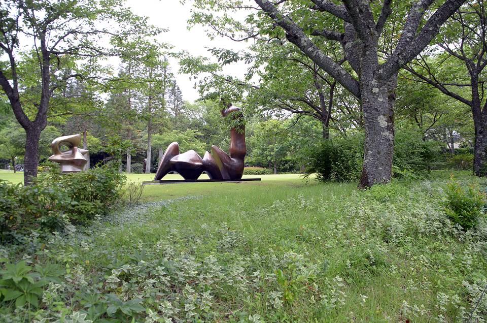 彫刻の森6
