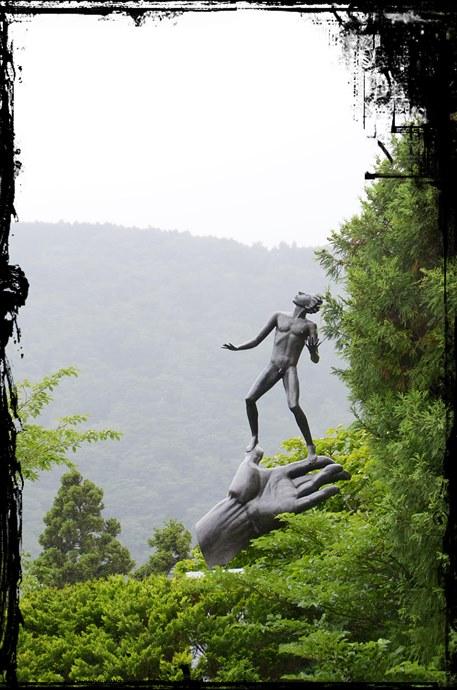 彫刻の森10