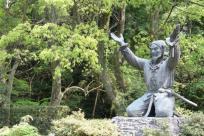大国主大神(おおくにぬし)の銅像